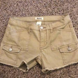 MUDD Cargo Shorts